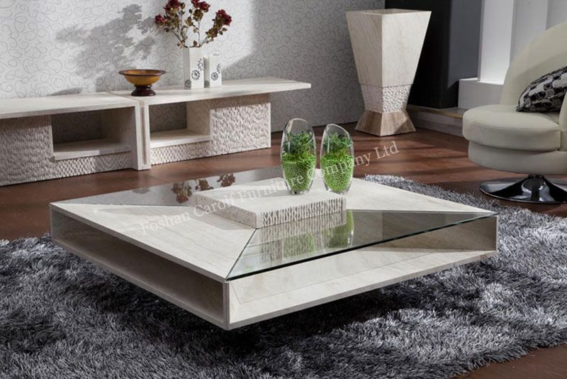 2017 Modern Marble Center Table for Living Room Furniture ...