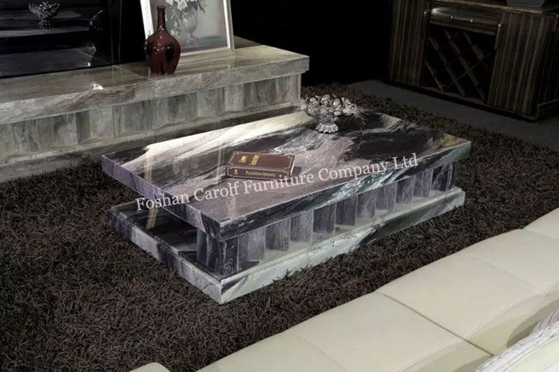 Italy New Design Living Room Furniture Modern Marble