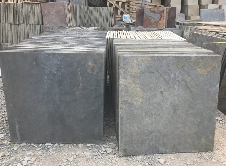 Grey Slate Flooring Tiles Slate Coverings From China Stonecontact