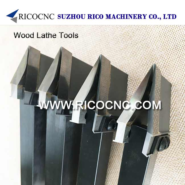 Carbide Wood Lathe Knife Tools Woodturning Tools From China