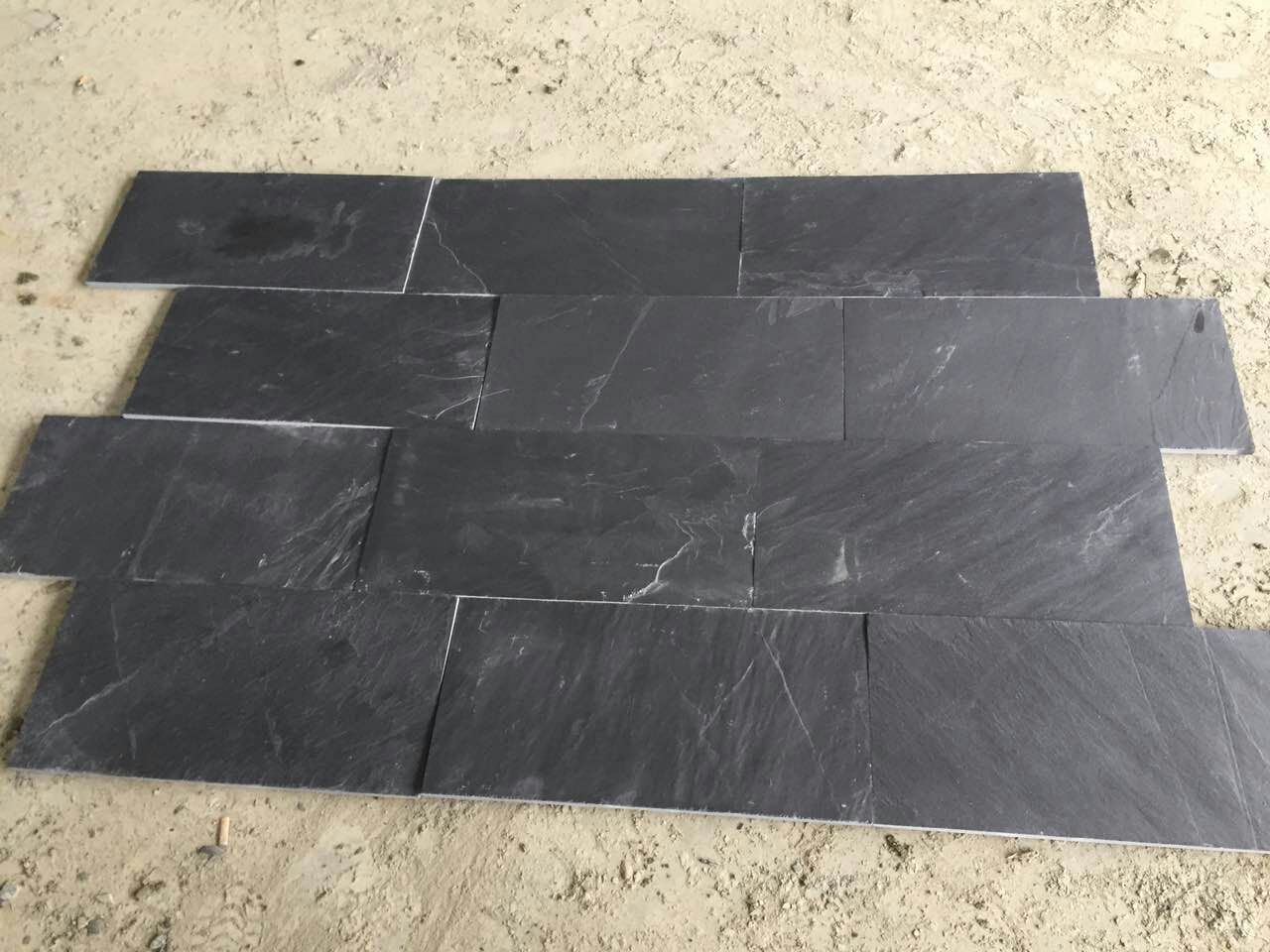 Slate Floor Tilesslate Wall Tilesslate Stonepolished Black Slate