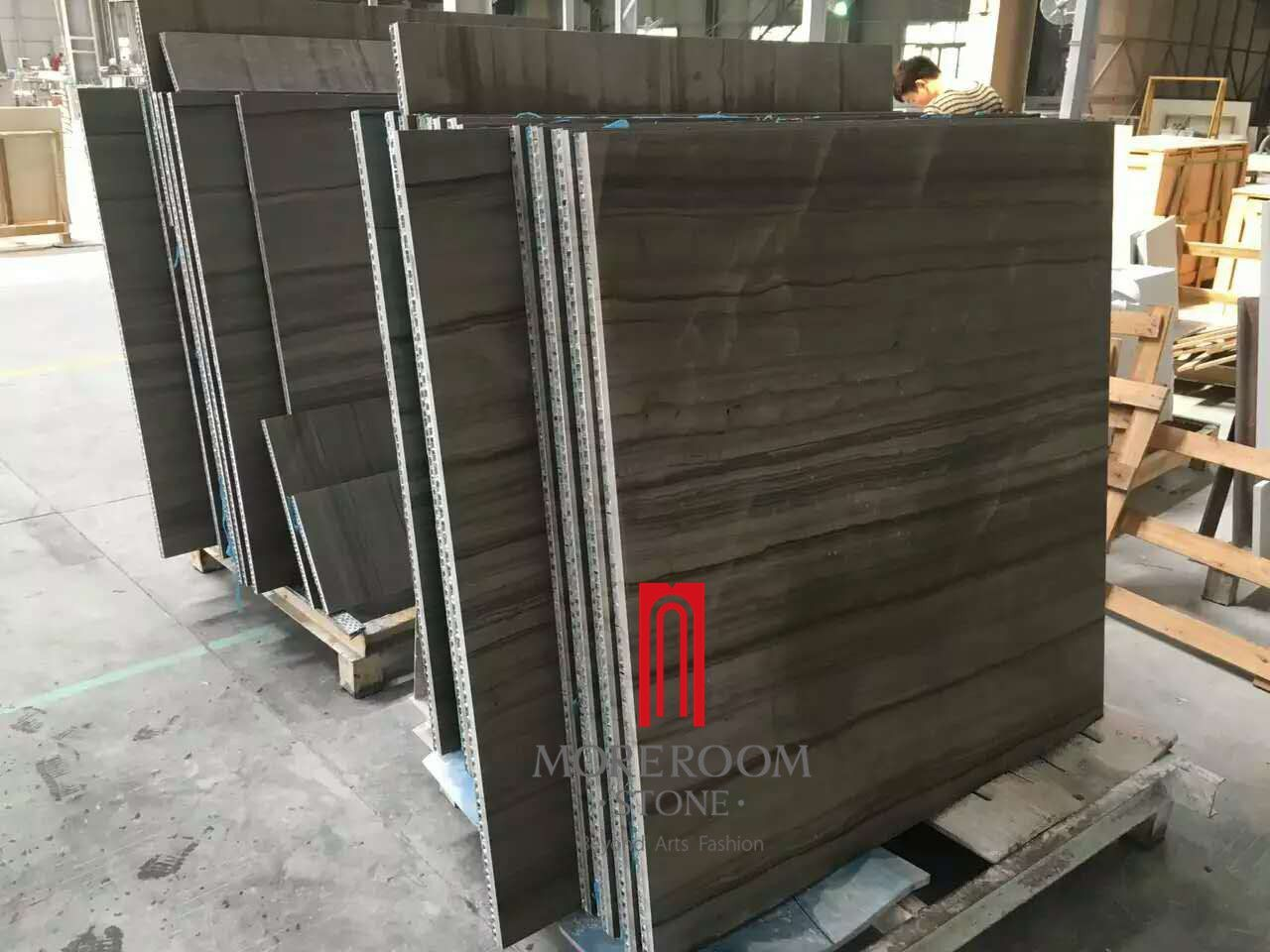 grey wood marble wall panel with aluminum honeycomb backing 1.jpg