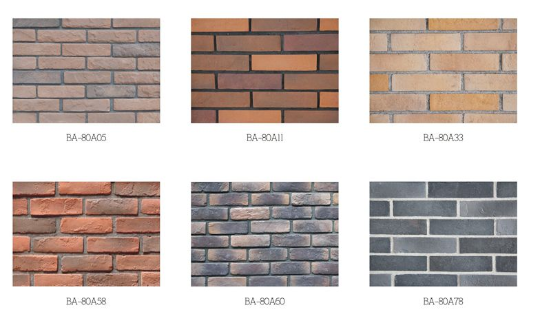 Wholesale Price Exterior Wall Panel Thin Slab Brick Decoration ...