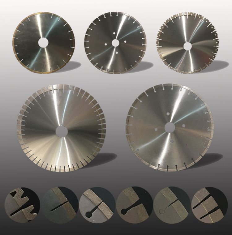 Diamond Saw Blade For Granite 16 Inch Circular Cutting