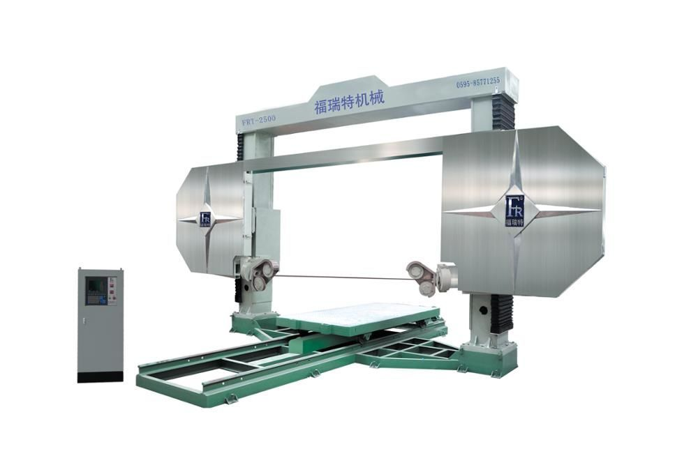 Frt-3000 Automatic Diamond Wire Saw Cutting Machine for Marble ...