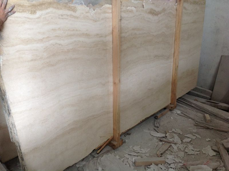 Italian Roman Beige Travertine Slab-2.JPG